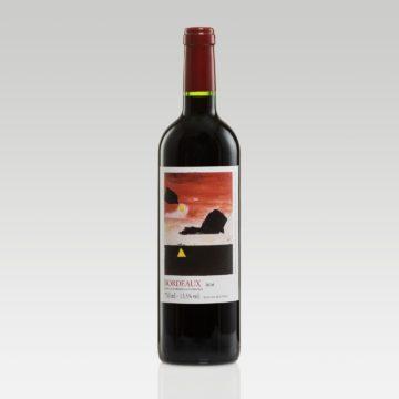 Vin Bordeaux Merlot 2016