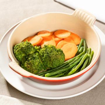 Légumes au choix ( trois sortes)