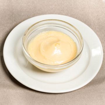 Mayonnaise maison (offerte)