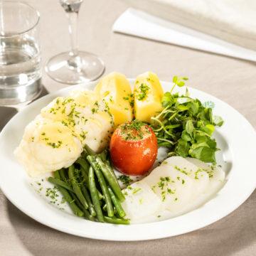 Assiette végétarienne gourmande